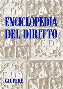 Enciclopedia del diritto. Annali
