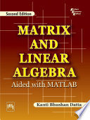 Matrix And Linear Algebra Edition 2