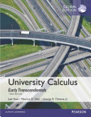 University Calculus  Early Transcendentals  Global Edition