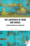 The Labyrinth of Mind and World Book