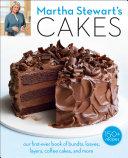 Martha Stewart s Cakes Book