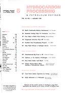 Hydrocarbon Processing   Petroleum Refiner