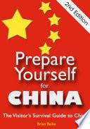 Prepare Yourself for China Book