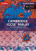 Cambridge IGCSE® Malay