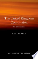 Introduction To The Constitutional Law Of The United Kingdom