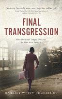 Final Transgression