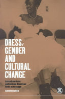 Dress  Gender and Cultural Change