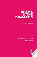 Drama   the Dramatic
