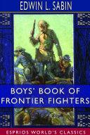 Boys    Book of Frontier Fighters  Esprios Classics
