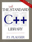 The Draft Standard C++ Library