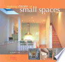 Making More of Small Spaces
