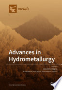 Advances in Hydrometallurgy