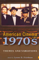American Cinema of the 1970s Book