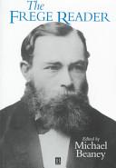 The Frege Reader