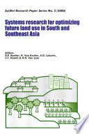 Systems Research for Optimizing Future Land Use in South and Southeast Asia