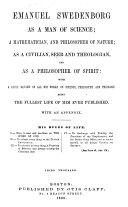 Pdf Emanuel Swedenborg as a Man of Science