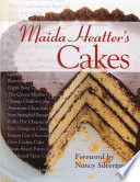 """Maida Heatter's Cakes"" by Maida Heatter"