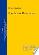 Unorthodox Humeanism