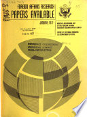 Foreign Affairs Research Papers Available