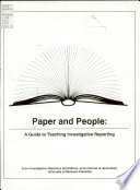 Paper and People