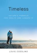 Timeless: Nature's Formula for Health and Longevity Pdf/ePub eBook