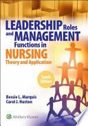 Leader Role Funct Nursg 10 (Us Ed)