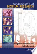Fundamentals of Biofilm Research Book