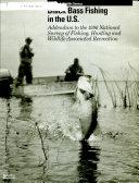 Black Bass Fishing in the U S