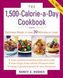 Pdf The 1500-Calorie-a-Day Cookbook