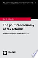 The Political Economy of Tax Reforms