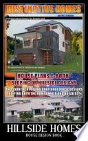 Home Design Book-Floor Plans-Hillside Home Designs-House Plans-Sloping Land Homes
