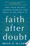 Faith After Doubt Book