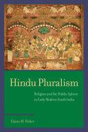 Hindu Pluralism Pdf/ePub eBook