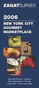 Zagat New York City Gourmet Marketplace