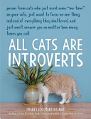 Pdf All Cats Are Introverts