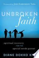 Unbroken Faith Book