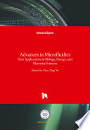 Advances in Microfluidics