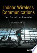 Indoor Wireless Communications Book