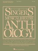 The Singer's Musical Theatre Anthology - Volume 3 Pdf/ePub eBook