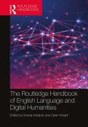 The Routledge Handbook of English Language and Digital Humanities [Pdf/ePub] eBook