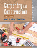 Carpentry and Construction, Sixth Edition