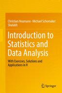 Introduction to Statistics and Data Analysis Pdf/ePub eBook