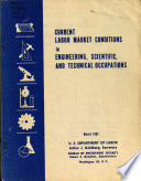 The Job Market for Engineers  Scientists  Technicians Book