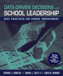 Data-Driven Decisions and School Leadership