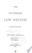 The Southern Law Review