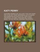 Katy Perry: California Dreams Tour, Hello Katy Tour, Katy Perry