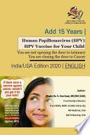 Human Papillomavirus  HPV  HPV Vaccine for Your Child   English