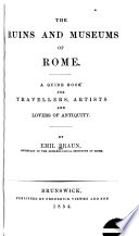 The Ruins and Museums of Rome