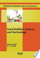 Food Nutrition, Science and Technology