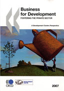 Business for Development Book